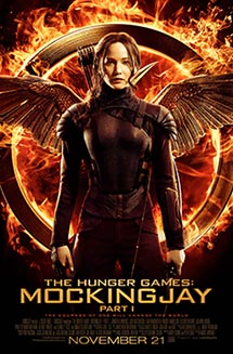 OPENING NOVEMBER 20 AT THE MOUNTAIN CINEMA: The Hunger Games: Mockingjay Part 1