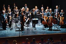 Windham Festival Chamber Orchestra: Works by Vivaldi, Mozart, Handel and Haydn