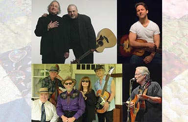 Common Ground on the Mountain: : A Concert of Folk, Bluegrass and Acoustic Music