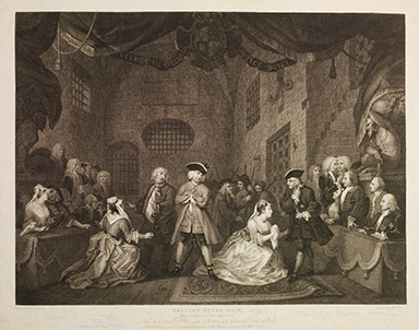 The Double Distress: A Dramatick Evening in London circa 1700