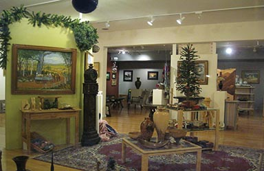 Annual Fine Arts & Crafts Holiday Show