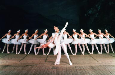 "SOLD OUT! Russian National Ballet Theatre: ""Swan Lake"""