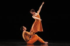 Paul Taylor Dance Company in Residency and Performance