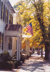 Fair Street Historic District. Photograph by Phyllis A. McCabe