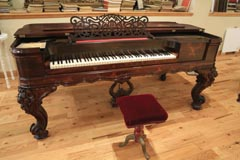 The 1866 Steinway Square Piano