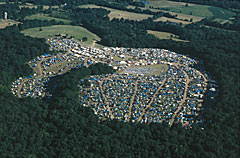 The Grey Fox Bluegrass Festival is held the 3rd weekend in July each summer in Ancrandale, NY
