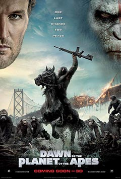 Dawn of the Planet of the Apes (IN 3D)