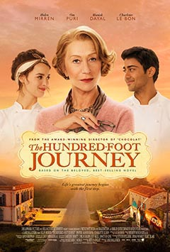 The Hundred-Foot Journey (AT THE ORPHEUM, TANNERSVILLE)