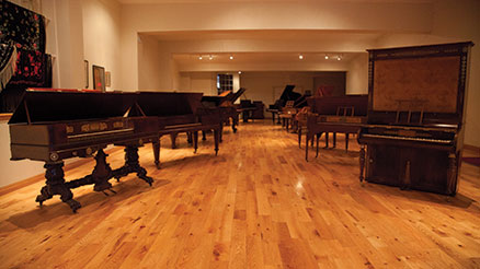 Piano Performance Museum