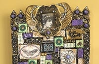 Magical Mixed Media Mosaics
