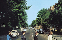 Abbey Road, by The Beatles