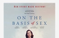 On the Basis of Sex (AT THE ORPHEUM, TANNERSVILLE)