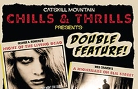 Catskill Mountain Chills & Thrills! Double Feature: Night of the Living Dead (1968) & A Nightmare on Elm Street (1984)