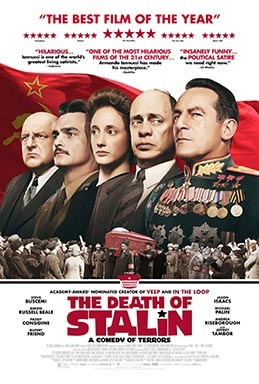The Death of Stalin (AT THE ORPHEUM, TANNERSVILLE)
