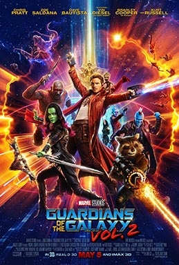 Guardians of the Galaxy Vol. 2 (IN 3D)