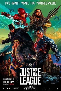 Justice League (IN 3D)