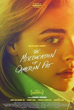 The Miseducation of Cameron Post (AT THE ORPHEUM, TANNERSVILLE)