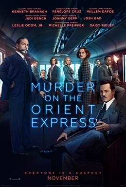 Murder on the Orient Express (AT THE ORPHEUM, TANNERSVILLE)