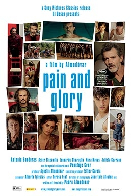 Pain and Glory (AT THE ORPHEUM, TANNERSVILLE)