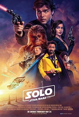 Solo: A Star Wars Story (IN 3D)
