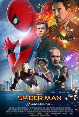 Spider-Man: Homecoming (IN 3D)