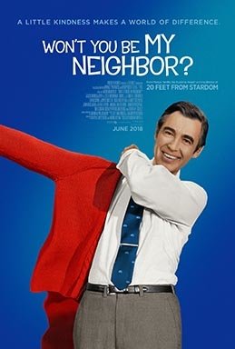 Won't You Be My Neighbor? (AT THE ORPHEUM, TANNERSVILLE)