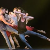 ZviDance performs Dabke at the Orpheum Film & Performing Arts Center this April